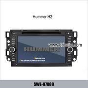 Hummer H2 OEM in dash stereo radio auto DVD player GPS navi SWE-H7089